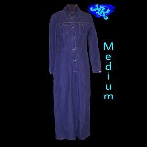 Vintage XoXo Denim Dress
